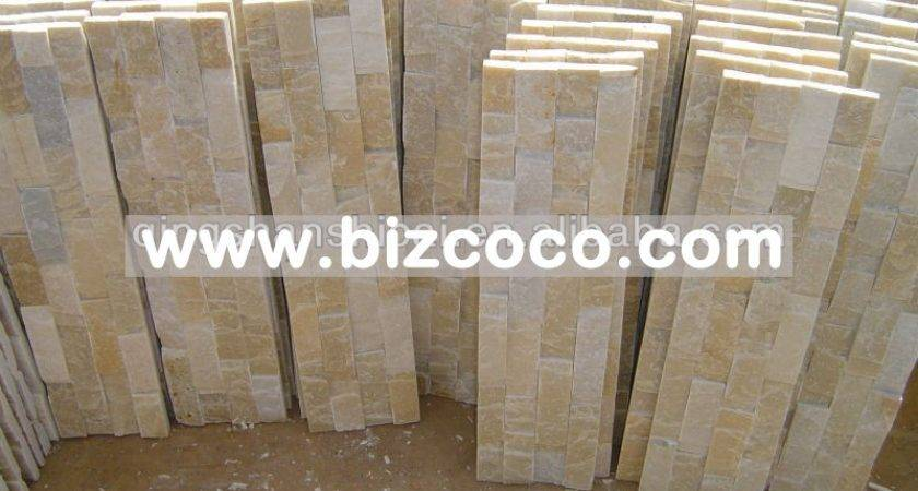 Decorative Outdoor Stone Wall Tiles Textured