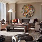 Decorative Wall Art Small Living Room Apartment