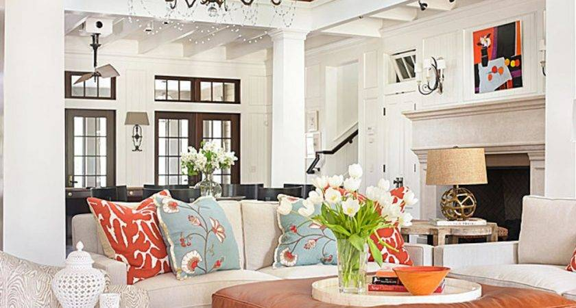 Delectable Traditional House Interior Design