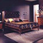 Delightful Bedroom Interior Design Ideas Black Wall