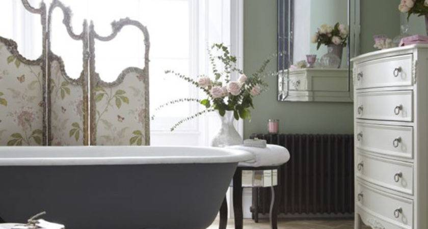 Design Bathroom Vintage Flair Interiorholic