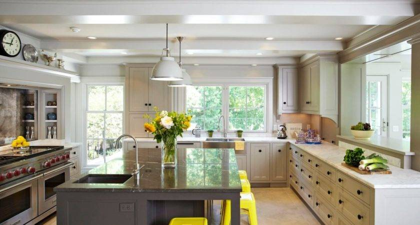 Design Ideas Kitchens Without Upper Cabinets
