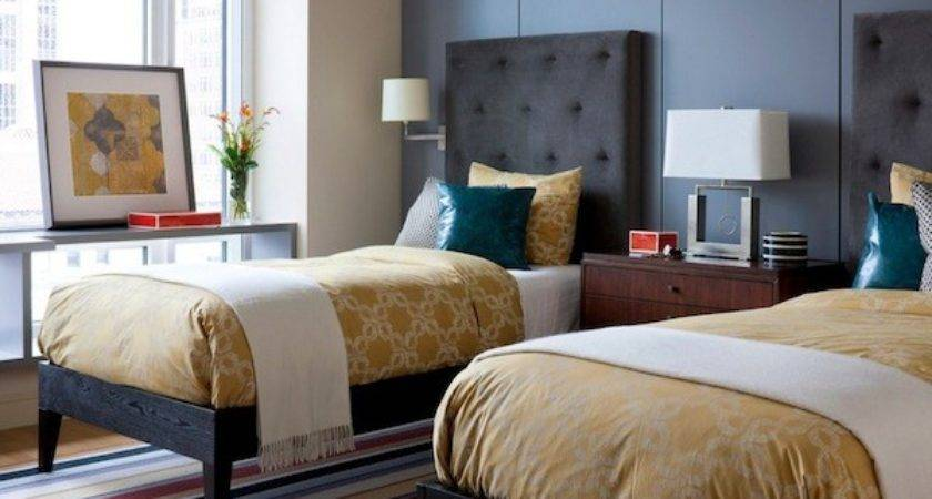 Design Inviting Guestroom Mother Law Suite