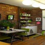 Design Small Spaces Open Kitchen