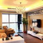 Design Wall Living Room House