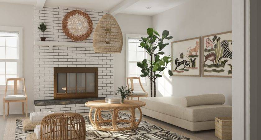 Design Your Living Room Without Sofa