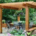 Design Your Own Patio Diy Pergola Plans