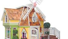 Designer Baby Sophie Magical Windmill Playhouse