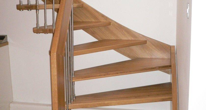 Designer Wooden Staircase Stanmore Middlesex Timber