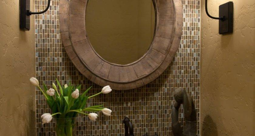 Designs Share Powder Room Bathroom Design Carla Aston