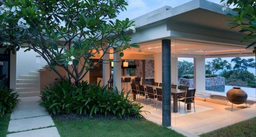 Difference Between Modern Contemporary Home
