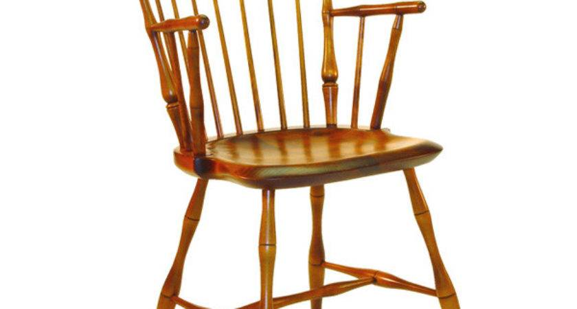 Dimes Bird Cage Windsor Arm Chair Chairs