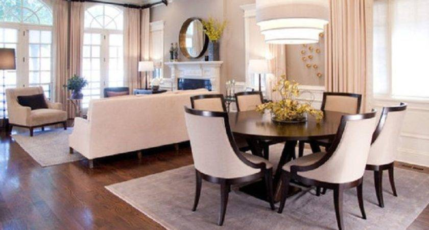 Dining Living Decoration Unrivaled Guide Decorate