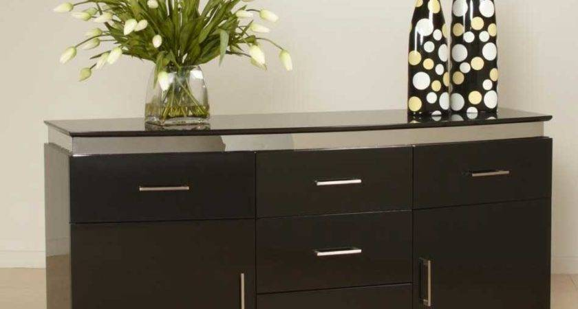 Dining Room Buffet Sideboard Dark Color Ideas Home