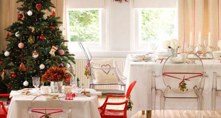 Dining Room Christmas Decor Ideas Interiorholic