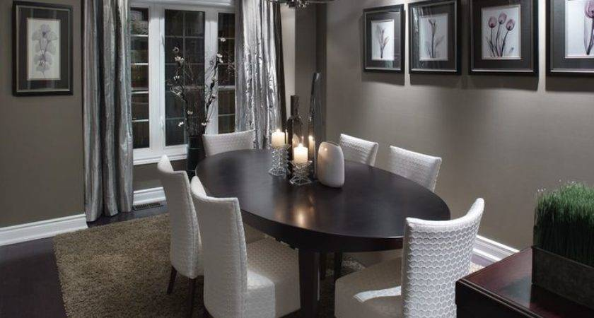 Dining Room Cool Casual