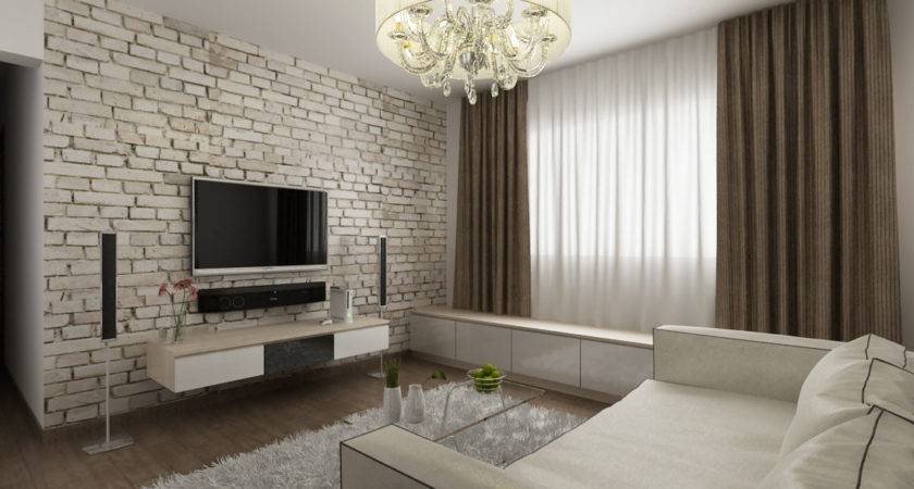 Dining Room Designs Small Spaces Feature Wall Design
