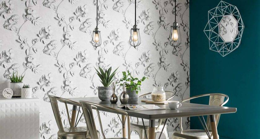 Dining Room Feature Wall Ideas