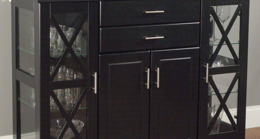 Dining Room Hutch Wine Rack Theamphletts
