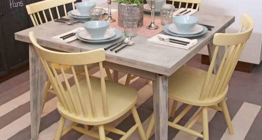 Dining Room Painted Tables Ideas