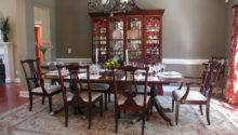 Dining Room Table Decorating Ideas