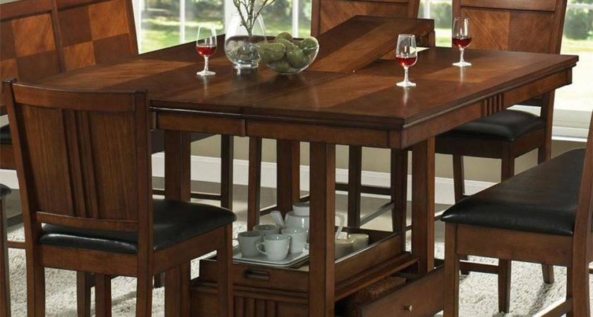 Dining Room Tables Storage