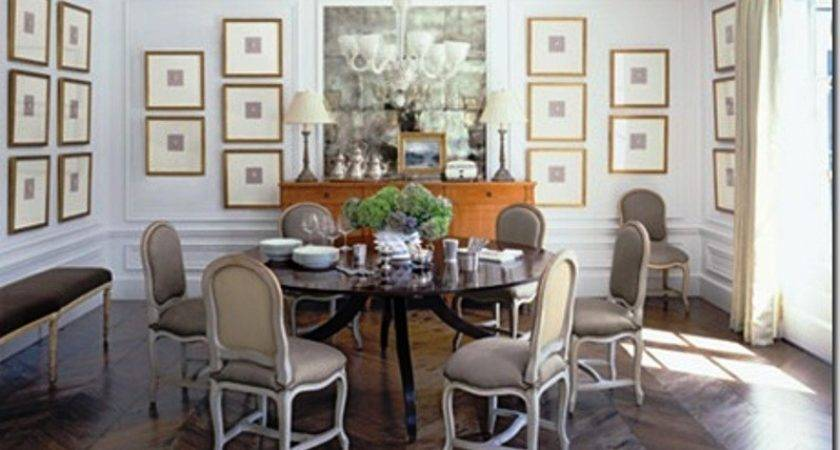 Dining Room Wall Decor Casual Cottage