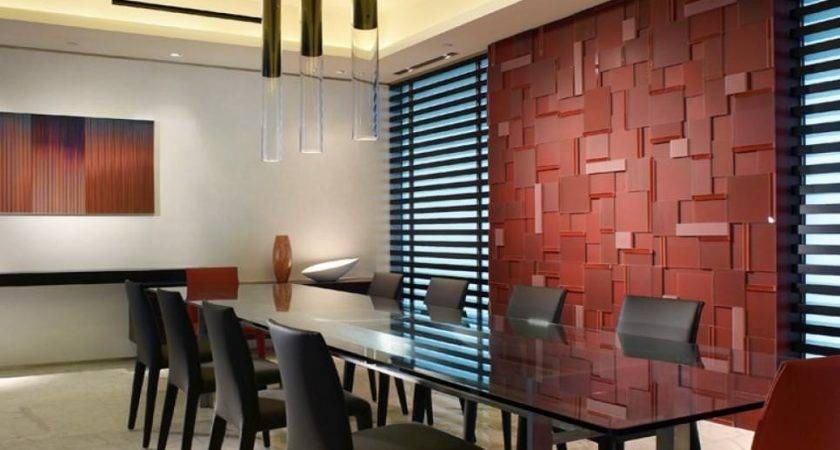 Dining Room Wall Designs Decor Ideas Design Trends
