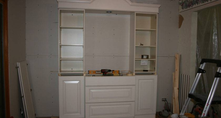 Dining Room Wall Units Traditional