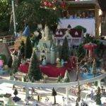 Disney Fort Wilderness Resort Christmas Campsite