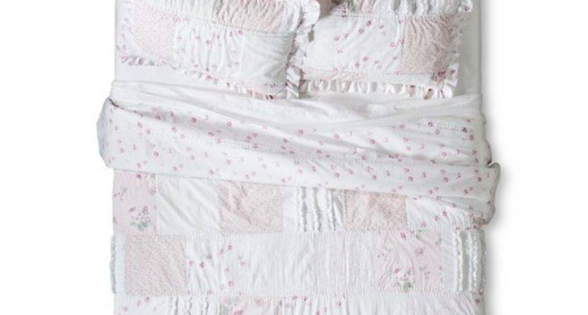 Ditsy Patchwork Bedding Collection Simply Shabby Chic