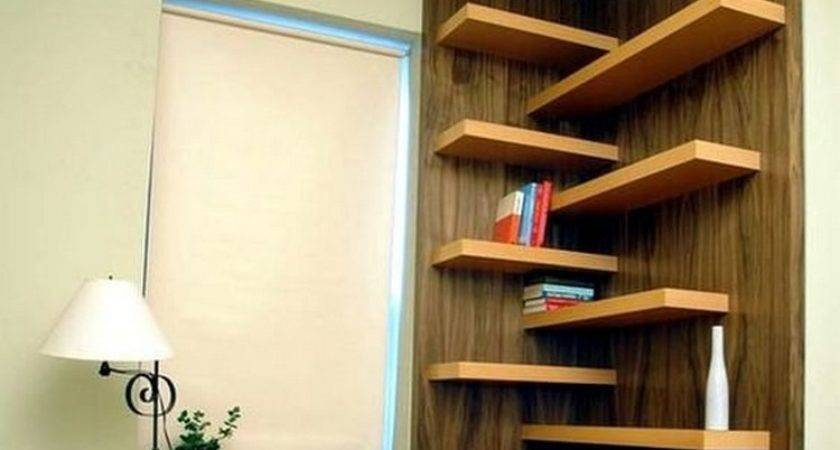 Diy Amazing Shelves Recycled Things