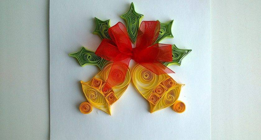 Diy Christmas Decorations Make Quilling