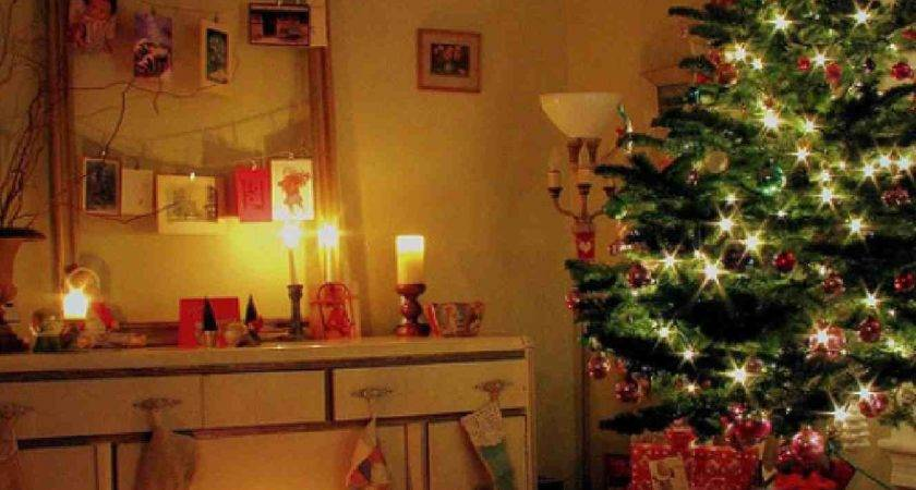 Diy Christmas Decorations Your Living Room