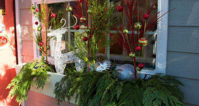 Diy Christmas Outdoor Decorations Ideas Want