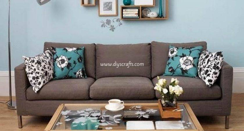 Diy Living Room Decor Ideas Crafts
