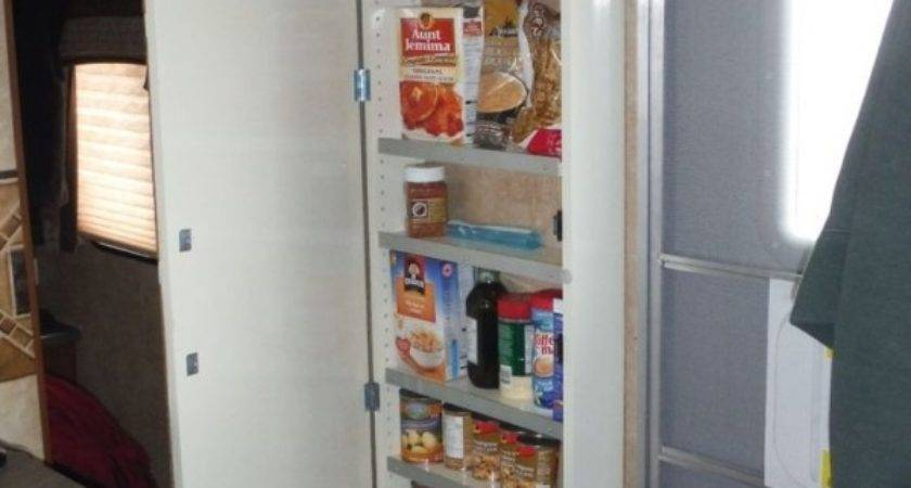 Diy Pantry Makes Great Wasted Space
