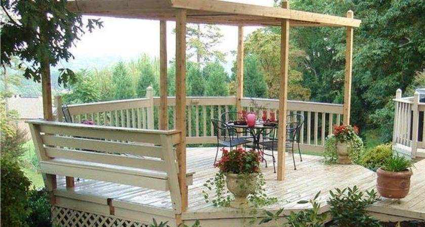Diy Patio Pergola Plans Ideas Tips