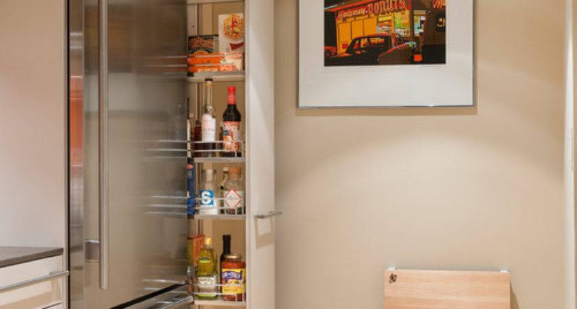 Diy Pull Out Pantry Shelves Space Saving Kitchen