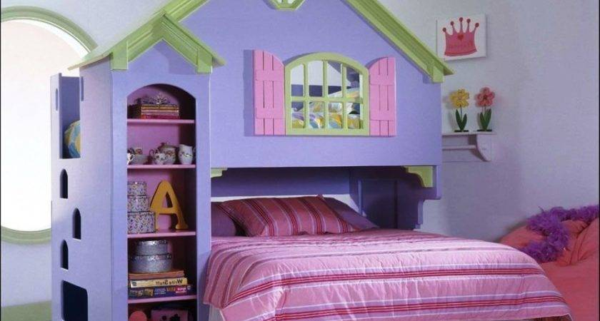 Doll House Bunk Bed Dollhouse Bunkbed Stuff Sis