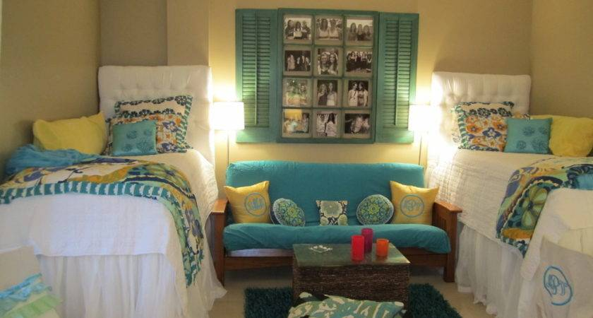 Dorm Decorating Ideas Campus Housing Cor Projects