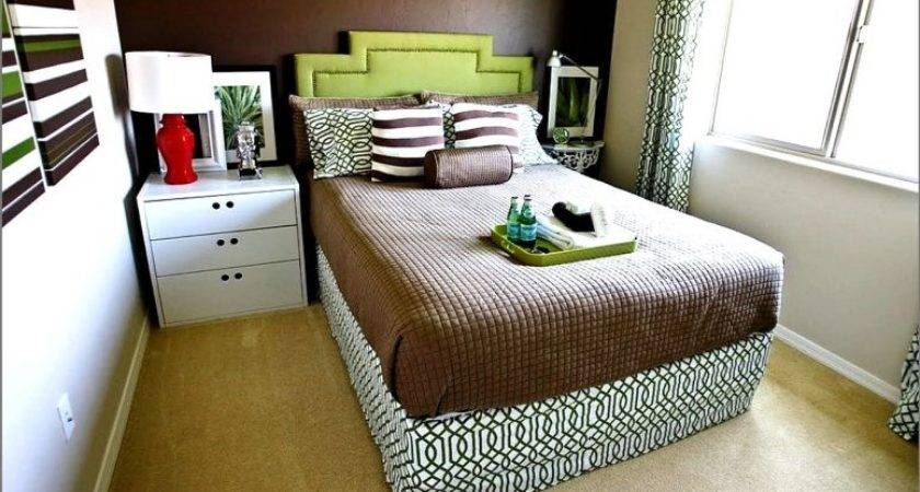 Double Bed Designs Small Rooms Home