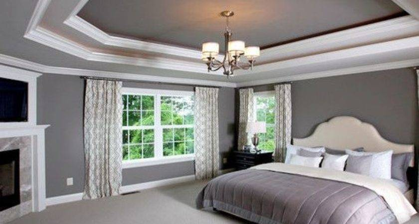 Dovetail Design Tray Ceiling Accent