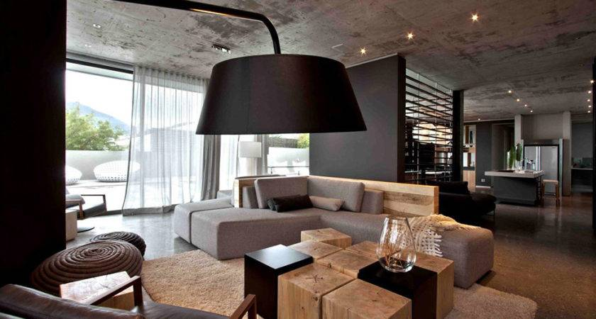 Dramatic Modern House Interior Design Decoholic