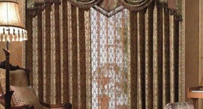 Drapes Formal Living Room Elegant Ideas Home