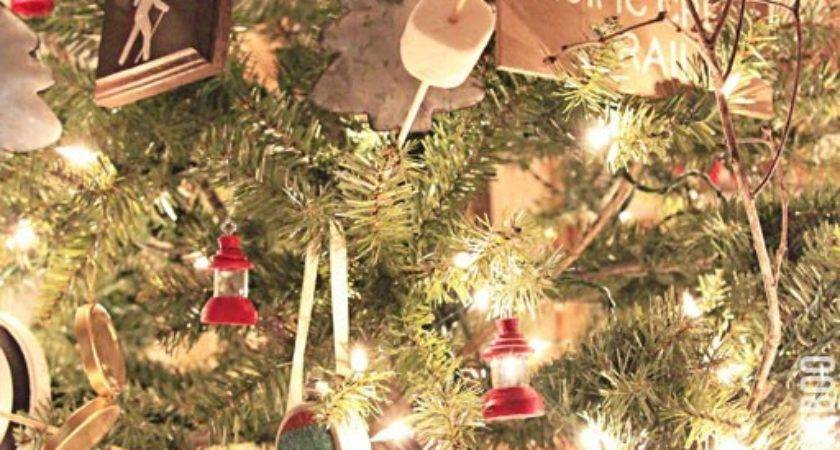 Dream Tree Reveal Vintage Camping Theme