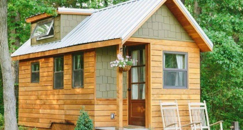 Dreaming Tiny Home Cozy Little House