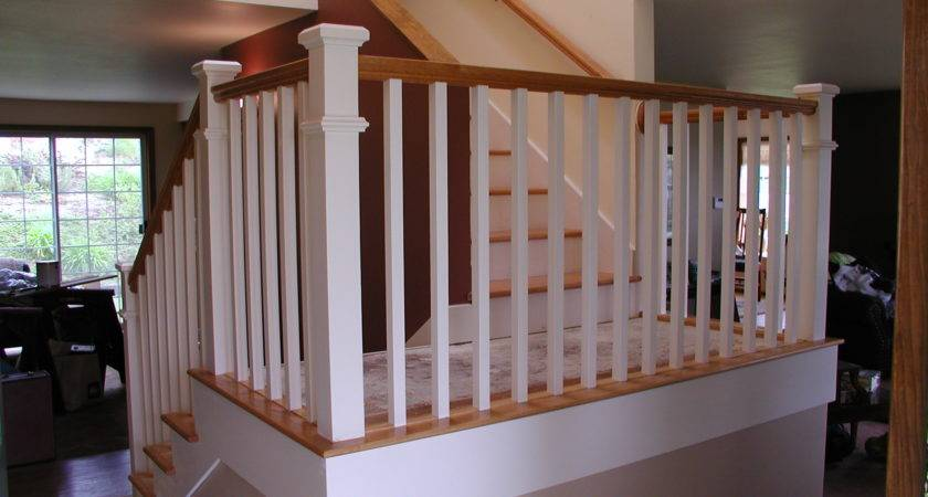 Dress Your Home Stylish Stair Railings Rose