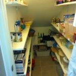 Dunham Design Company Pantry Makeover Under Stairs