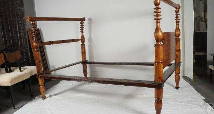 Early American Single Rope Bed Daybed Stdibs
